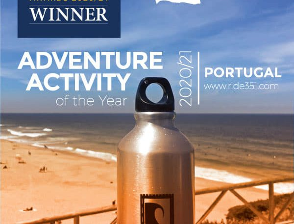 Ride351 winner for; Adventure Activity of the Year in Portugal!
